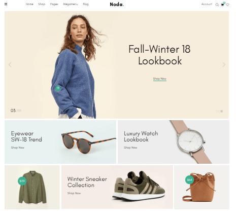 Интернет магазин женской одежды